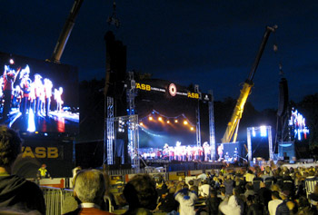ASB Classical Sparks2011_2 クライストチャーチでクラシックコンサート
