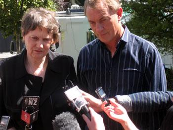 ヘレンクラーク元ニュージーランド首相