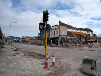ニュージーランド、クライストチャーチ地震