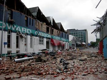 クライストチャーチ地震