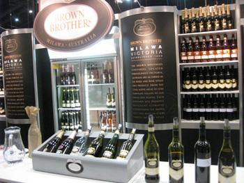 オーストラリアの美味しいワインもニュージーランドへ