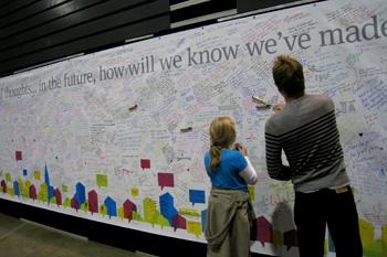 クライストチャーチ 復興のため市民の意見を集うイベント