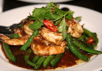 クライストチャーチのタイ料理Chinwag Eathai