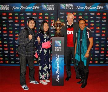 ニュージーランド2011ラグビーワールドカップ