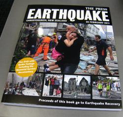ニュージーランド・クライストチャーチ地震の本
