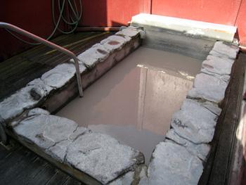 ロトルアの泥温泉