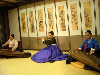 韓国の伝統芸能