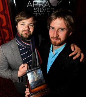 APRA Silver Scroll Award2009