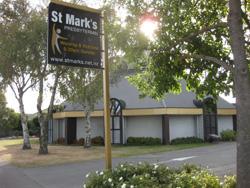 St. marks Church, Avonhead