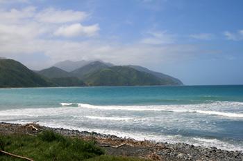 ニュージーランド南島カイコウラ